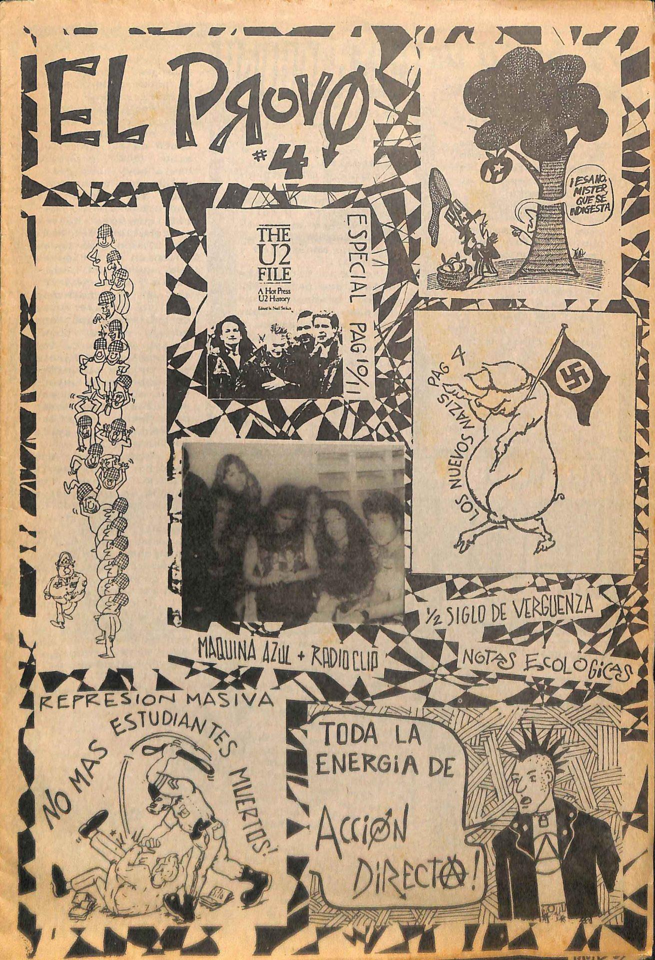El Provo No. 4, 1992
