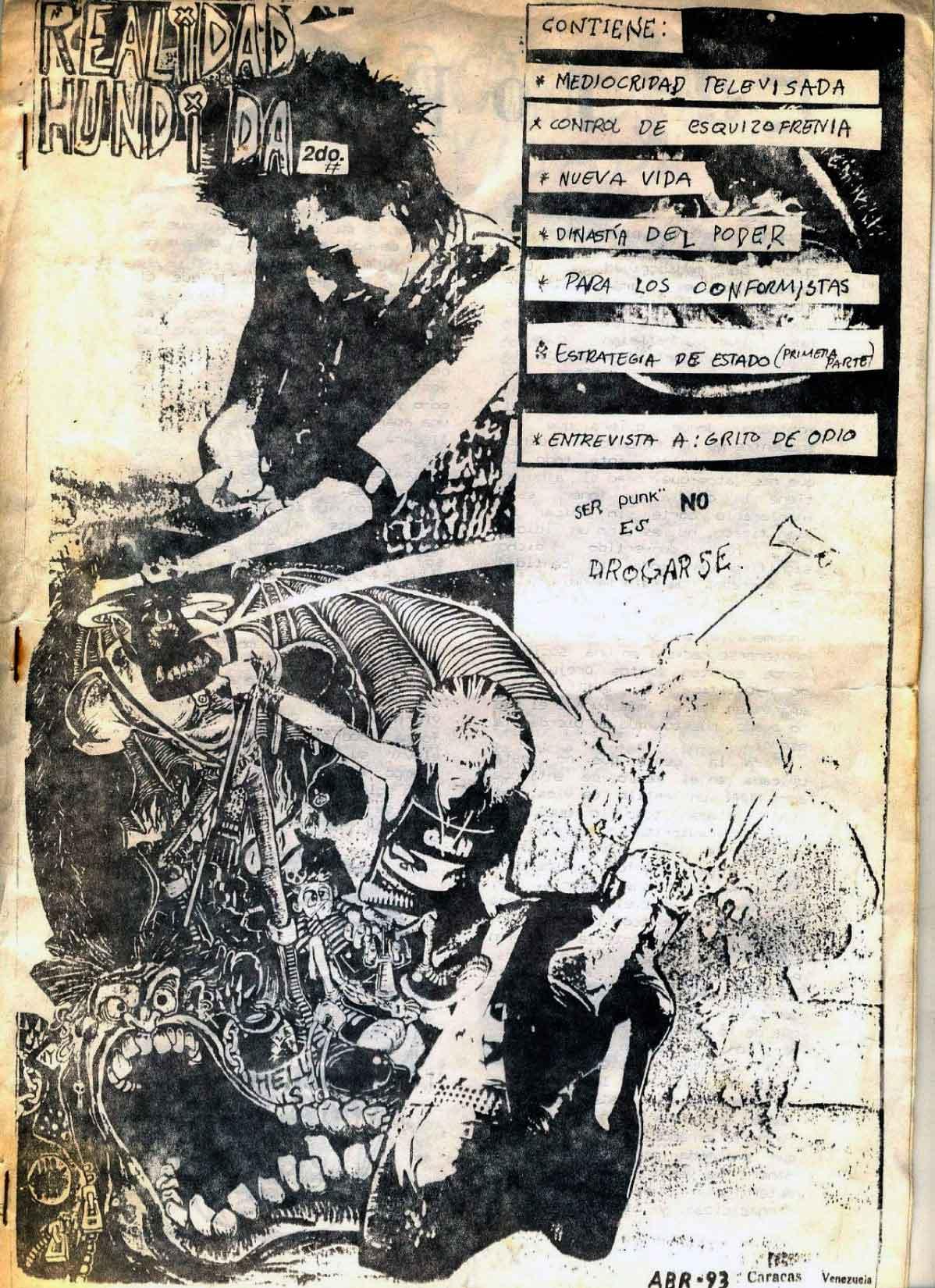 Realidad Hundida No. 2, 1993