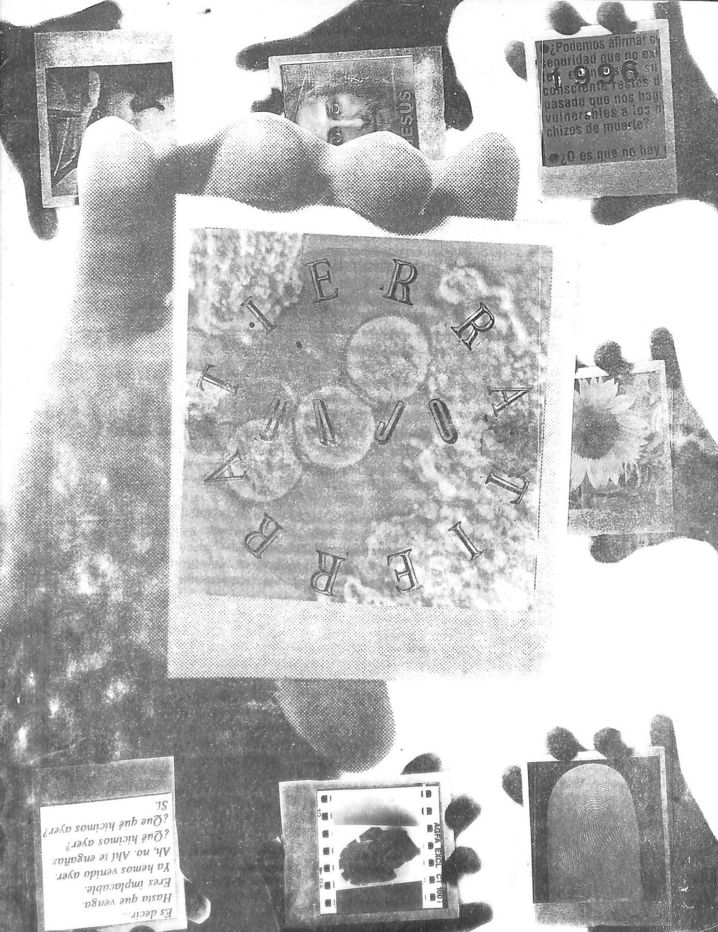 Tierra Bajo Tierra No. 8, 1996