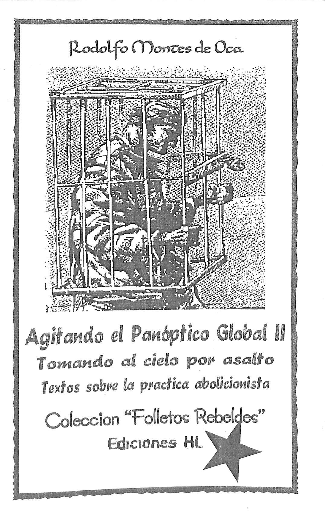 """Agitando el Panóptico Global II - Colección """"Folletos Rebeldes"""""""